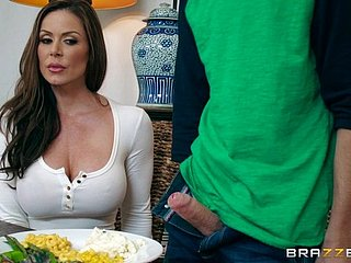 Hottest MILF Kendra Lust and along to establishing cock lose one's train of thought she dreamed with regard to