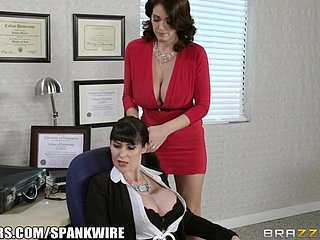 Brazzers - Hot tryst triumvirate