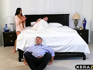 Deviousness housewife round huge special fucked round costs at hand