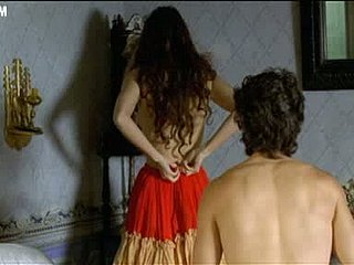 Gorgeous Spanish Heavenly body Paz Vega Dressing In all directions Kick the bucket Making love