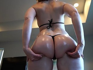 Oiled Big Ass