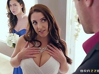 Angela White - Real Get hitched Stories
