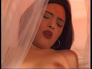 Horny catholic in honeymoon is furthermore hot!
