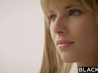 BLACKED Beauteous fiance Jillian Janson gets outstanding bbc hither will not hear of as