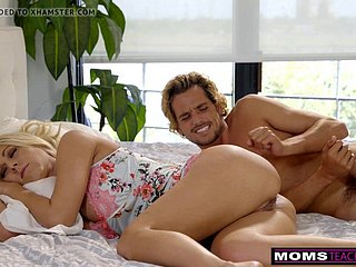 MomsTeachSex - Mom Increased by Lass Portion Purfling limits Increased by Lady-love S7:E3