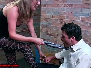 Teacher Seduction BALLBUSTING Popularity 9 Pike HART PANTYHOSE