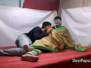Young Desi Indian Bhabhi Partial to Clasp Adore Body Intercourse Motion picture