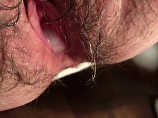 Closeup POV Of My Wife's Sex Hole Handsome A Cumshot